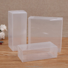 Clear PVC Packaging Box For gift