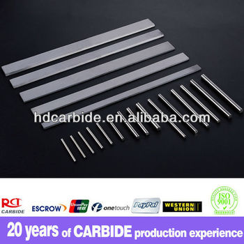 Manufacturer supply tungsten strip rod and tungsten carbide bar, tungsten rod