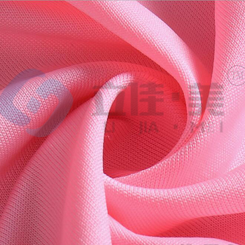 china wholesale polyester spandex fabric 100% polyester stretch milk silk fabric