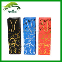 Factory direct double-branched single wine bags, wine bags, hot bags, a single bottle of red wine bag