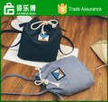 YIWU Wholesale Canvas Cinch Sack Canvas Drawstring Bag For grils