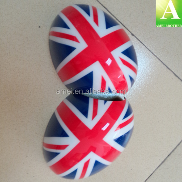 New Design Car Flag Rear View Mirror Cover for Sale