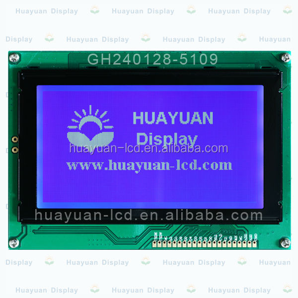 3.3-5V active matrix oled LCD Display