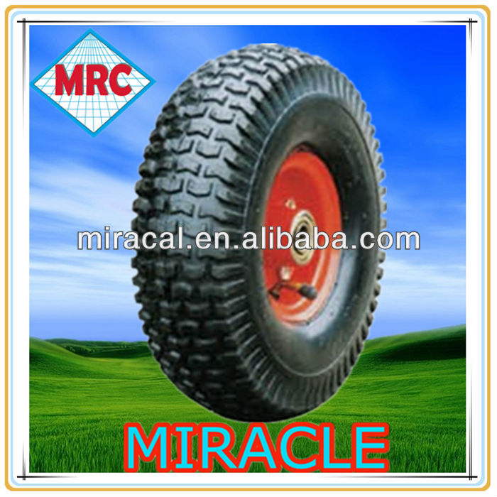 metal rim 3.50-4 High Quality horse cart wheel
