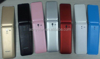Hot product new flip mobile phone big speaker quad band dual sim cell phone