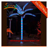 Garden project decorations Led coconut tree light