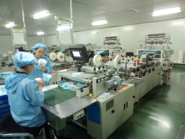 Pouch Making (Hospital Medical Packaging)