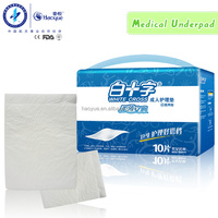 incontinence under pad disposable 60*90/60*60/60*150/80*150cm OEM& ODM welcome