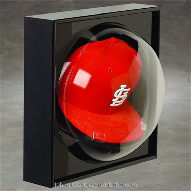 Acrylic Hat Boxes : Best price of acrylic display box hat case