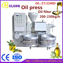 Factory directly price screw oil expeller moringa oil extraction machine