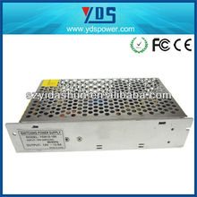 alibaba china supplier YDS switching power supply with12v 12.5a cheap price, led flashlight driver for LED