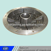 China custom made wheel center cap for truck parts