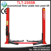 Easy for operation LAUNCH TLT235SB 2 post used motorcycle quick lift car lift