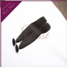 Wholesale Supplier Factory Price Indian Remy U-tip Hair Extensions, Pre-bonded Hair