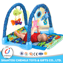Wholesale kids soft gym mat educational toys playmat baby
