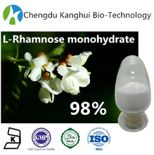 Herbal cosmetic products Health Food Supplement of 98% l-rhamnose 6155-35-7 plant extracts