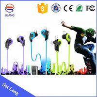 Hot New Products For 2015 Sport Earphone,China Glowing Earphone,Cheap Shenzhen Bluetooth Earphone
