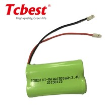 small size Ni-Mh rechargeable battery 2.4V /4.8V
