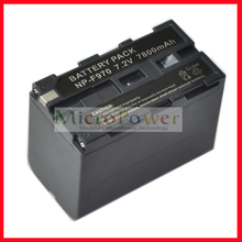 rechargeable digital camera battery for NP-F970 for Sony
