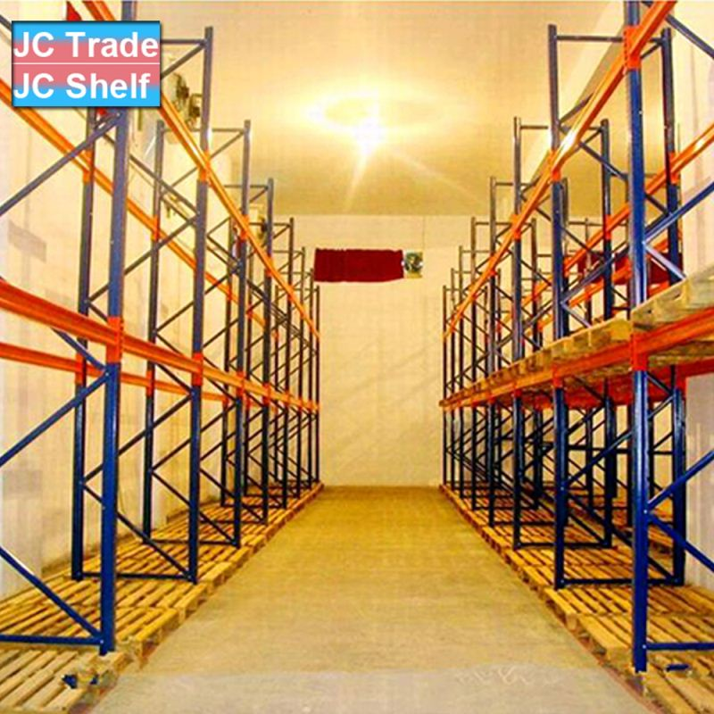 Adjustable Industrial Steel Heavy Duty Battery Storage Pallet Racks