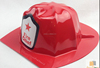Top new kids toy plastic fireman helmet hat fashion design carnival party hat HT2906