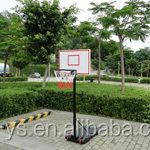 International market sport style plastic basketball stands for sale