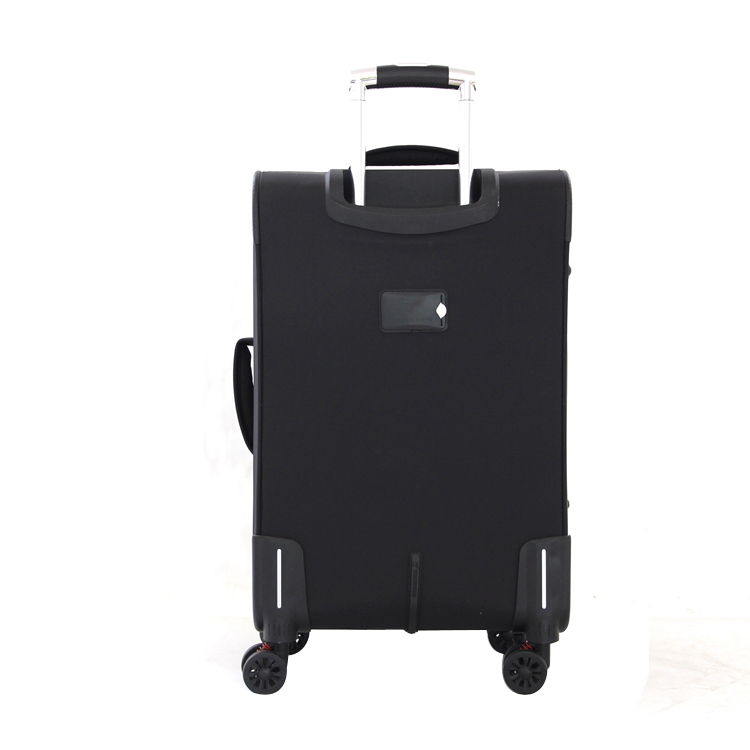 Three Birds Nylon Classical model travelling trolley bag, 4 wheels luggage suitcase set