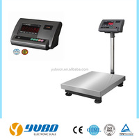 150kg 300 kg electronic medium scale industries platform weighing scales