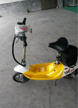 36V lithium electric scooter 2000W, electric scooter 500 watts with high speed