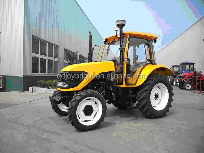 80hp tractor 4wd 804 with cabin