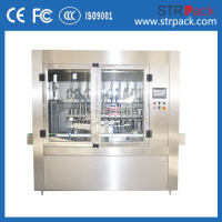 factory price GMP standard Peanut butter filling machine Peanut butter filling line