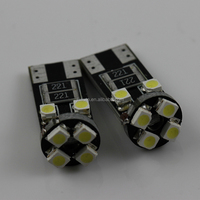 Canbus error free DV 12V car led light circuit board 1210 8smd led interior lights with T10 bulb