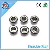 12mm Metal Hexagonal Eyelets For Safety Shoes