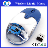 Computer Accessories Mini Cheap Liquid Filled Mouse