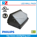 Meanwell driver outdoor light LED wall pack with photocell