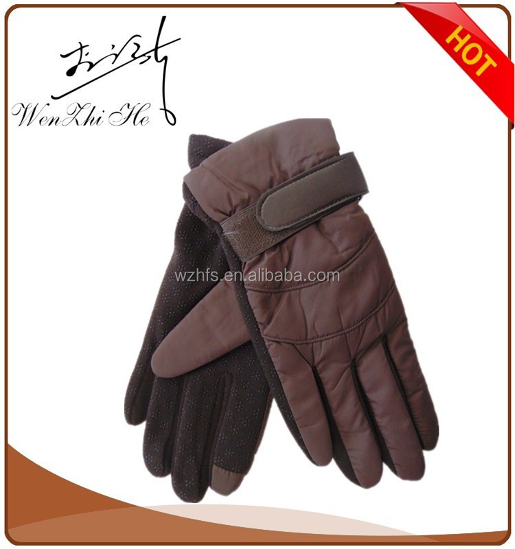 Ski mitten for man adults /Winter ski gloves for adults 20166 HOT Sale