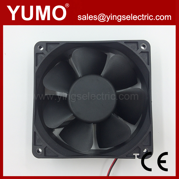 mini high speed axial cooling fan 24VDC