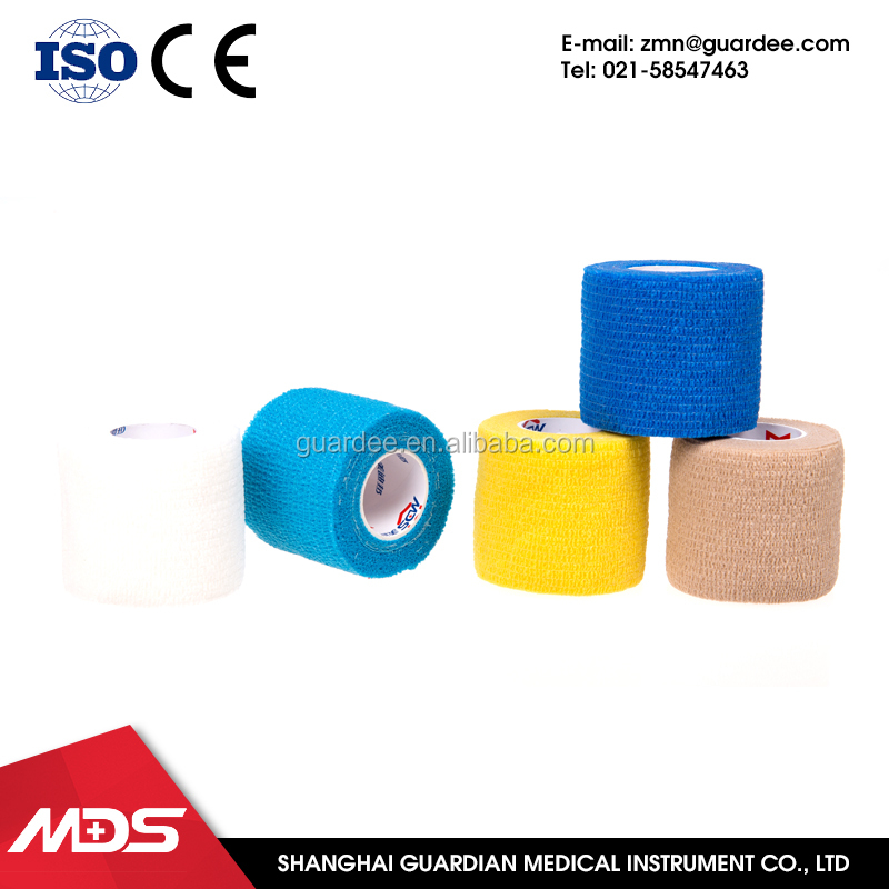 Dress pop plaster gauze new products elastic Sports adhesive crepe bandage