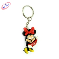 Alibaba china supplier quality Assurance canada pvc keychain