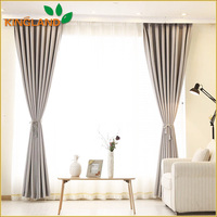Flame Retardant Nfpa 701 3 Pass Blackout Curtain Fabric With Coating