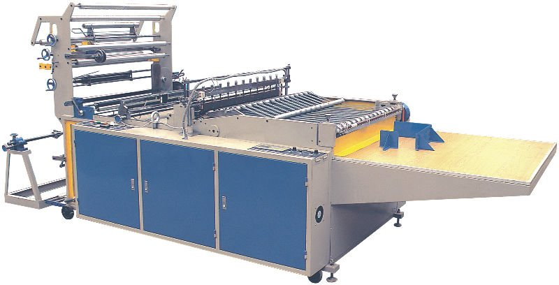 plastic bag macking machine