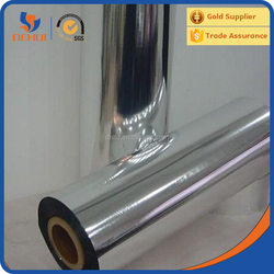 PET Coated Aluminum Mylar Film For Inkjet Screen Printing