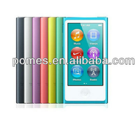 2013 new 7th 2.0 inch touch screen mp4 player music multi media player