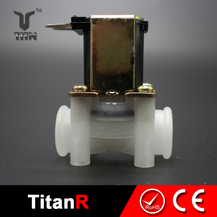 Water treatment ro machine system solenoid valve 3/8 for water