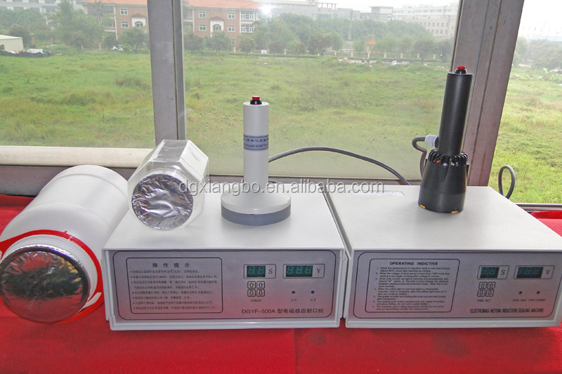 manual plastic bottle cap sealing machine