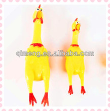 16cm squeeze chicken birth egg toy