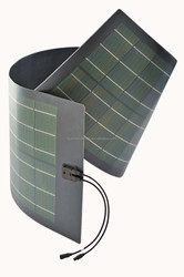 CIGS FLEXIBLE THIN FILM SOLAR PANELS for rooftops of house, factory