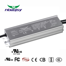60w 80w100w 120w waterproof ip65 0-10V PWM 3 in 1 dimmable led driver
