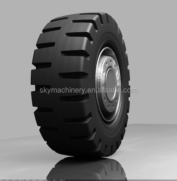 Hot Sale High Quality Wear Resisting 6 Inch Solid Rubber Toy Tyre