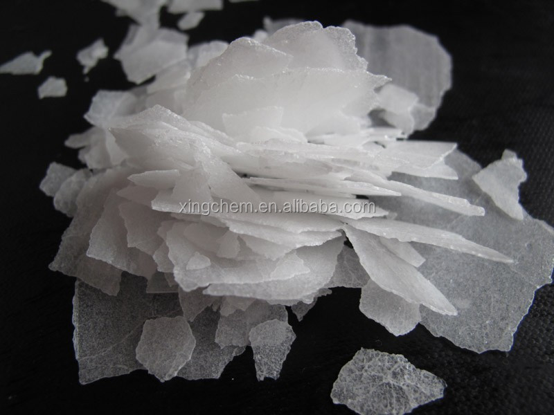 Low price flakes 2016 CAS 1310-73-2 caustic Soda Flakes 99% industry sodium hydroxide